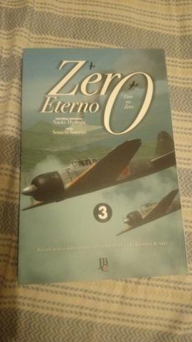 """Mangás """"Zero Eterno"""" (3 de 5)"""