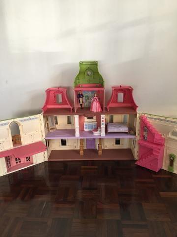 Casa de bonecas Fisher Price Importado - Foto 2