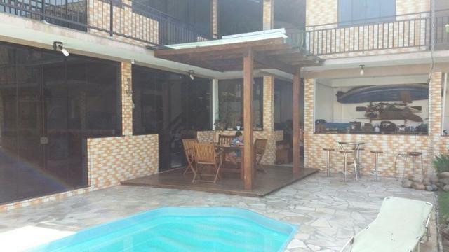 Praia Tabuleiro Barra Velha/SC com piscina 5 dormitórios