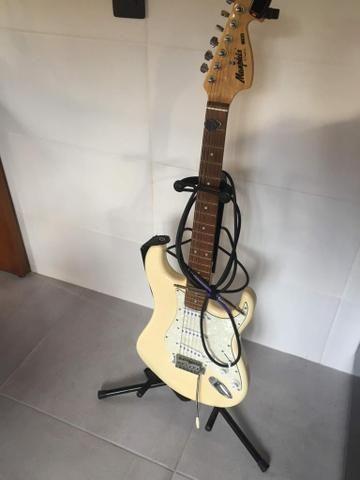 Vendo guitarra ou troco por roçadeira