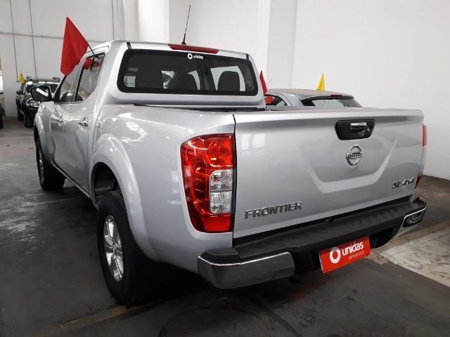 Nissan Frontier Se 2.3 4x4 A/t IPVA 2020 Gratis - Foto 6