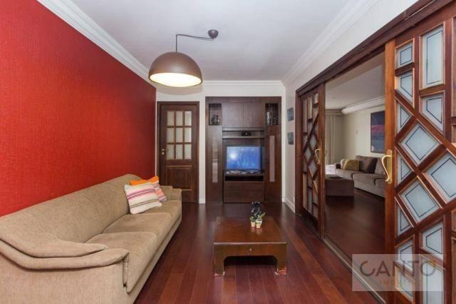 Apartamento garden com 3 dormitórios à venda no cristo rei, 157 m² por r$ 600 mil - Foto 10