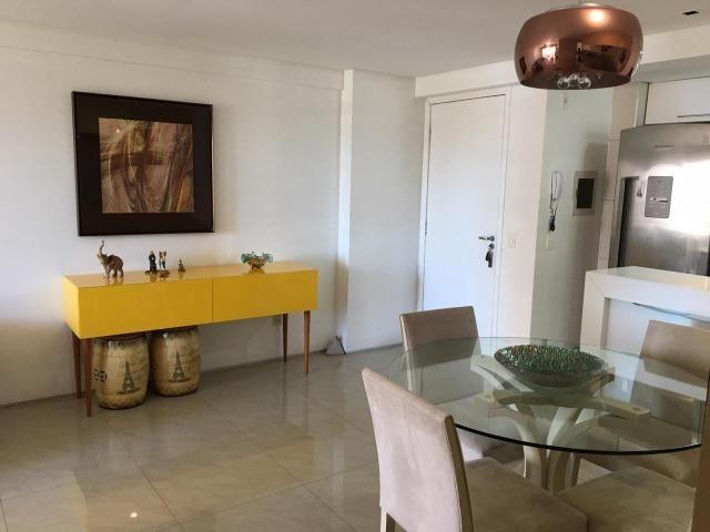 AP0296 - Apartamento 75 m², 03 quartos, 02 vagas, Ed. Solar de Sevillla, Fortaleza/CE - Foto 8