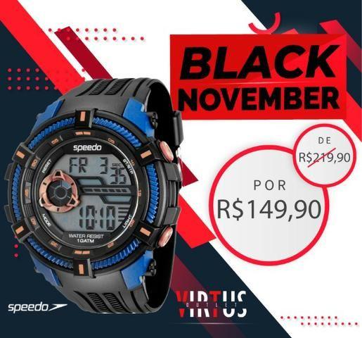 Relógio Masculino Speedo Com Desconto de R$ 219,90 por R$ 149,90