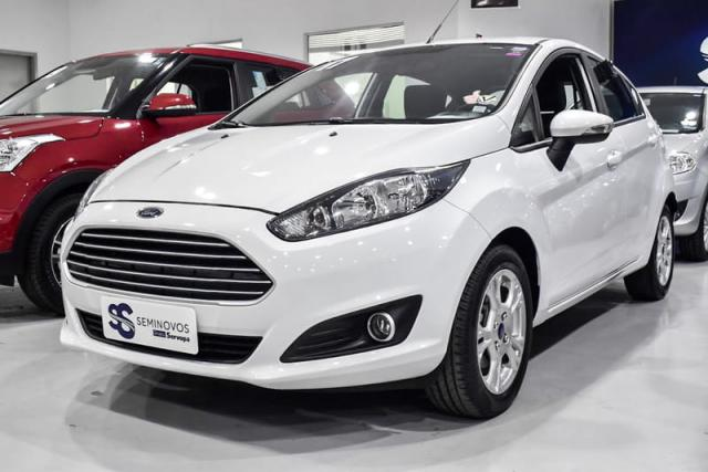 FORD FIESTA 1.6 SEL HATCH 16V FLEX 4P MANUAL 2017 - Foto 4