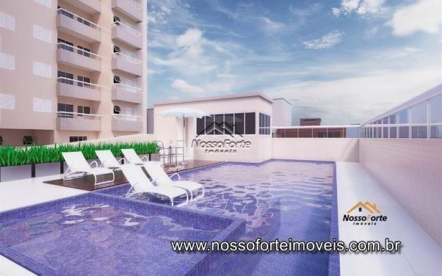 Lançamento Apartamento na Tupi em Praia Grande - Foto 4