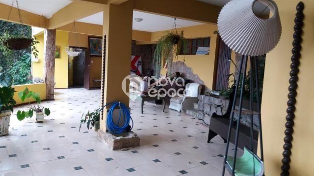 Casa à venda com 4 dormitórios em São conrado, Rio de janeiro cod:FL4CS22387 - Foto 13