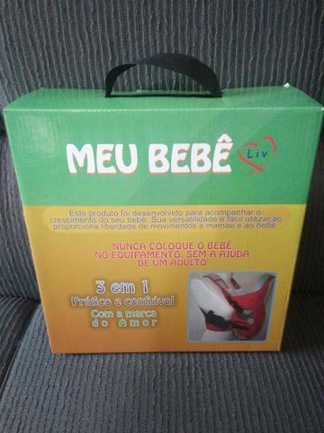 Bebê Canguru'Novo Na Caixa - Foto 2