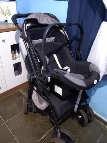 Vendo carrinho de bebê. Valor 400,00  - Foto 3