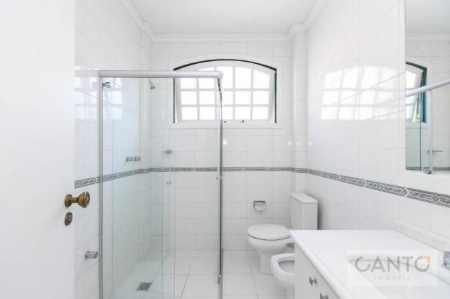 Casa com 5 dormitórios à venda, 439 m² por r$ 2.100.000,00 - santo inácio - curitiba/pr - Foto 6
