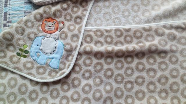 2cobertores pra bb - Foto 3