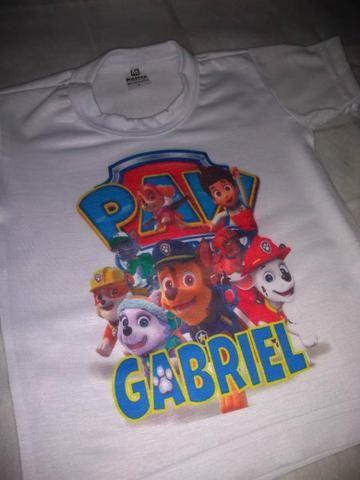 Camisas Papai e Mamãe festa - Foto 3
