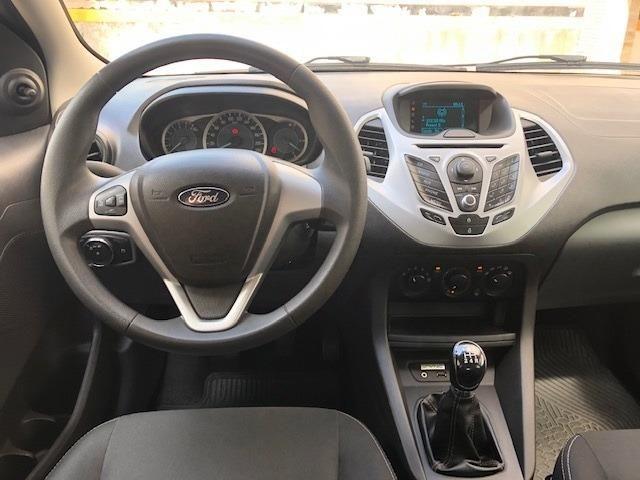 Ford Ka hatch 1.0-2017 (85cv), versão Se plus, completo ( de particular, novíssimo! ) - Foto 5