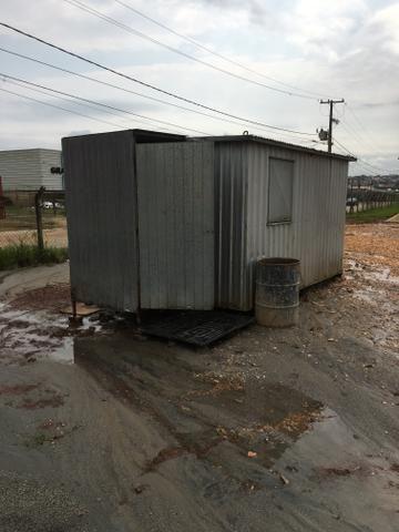 Container e banheiro móvel para sua obra - Foto 5