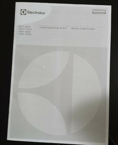 Ar condicionado Split Electrolux 9mil BTUS - Foto 4