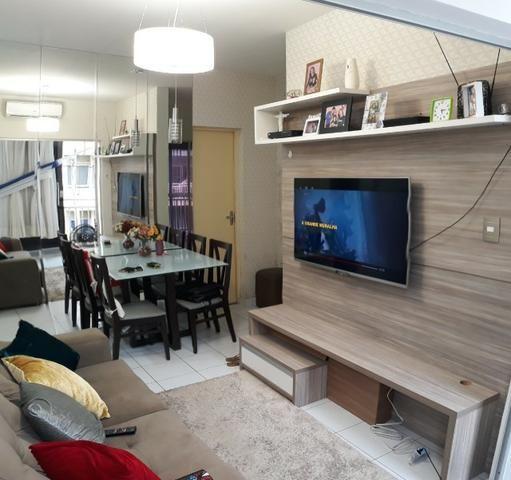 FH - Alugo Apartamento no Condomínio Praias Belas Estrada de Ribamar 2 Banheiros