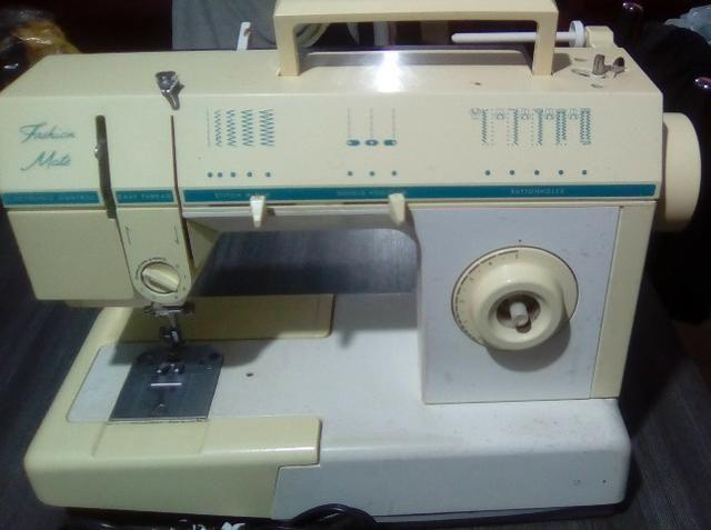 Máquina de Costura Singer Fashion Mate!