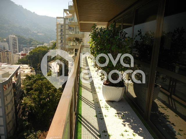 Apartamento à venda com 5 dormitórios em Lagoa, Rio de janeiro cod:LB5AP28814 - Foto 8