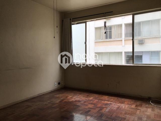 Apartamento à venda com 2 dormitórios em Cosme velho, Rio de janeiro cod:LB2AP29207 - Foto 4