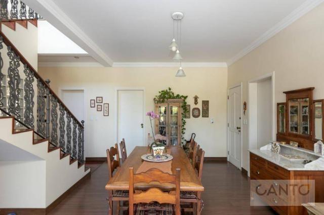 Casa com 5 dormitórios à venda, 439 m² por r$ 2.100.000,00 - santo inácio - curitiba/pr - Foto 19