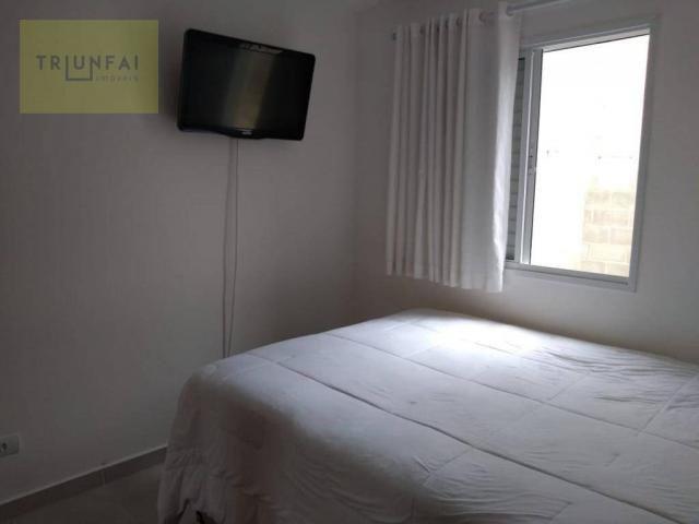 Casa com 2 dormitórios à venda, 53 m² por R$ 230.000 - Vila Pedroso - Votorantim/SP - Foto 9