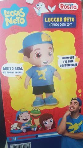 Boneco LUCCAS NETO - Foto 2