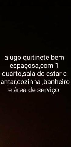Alugo quitinete bem espaçosa no Bequimão.