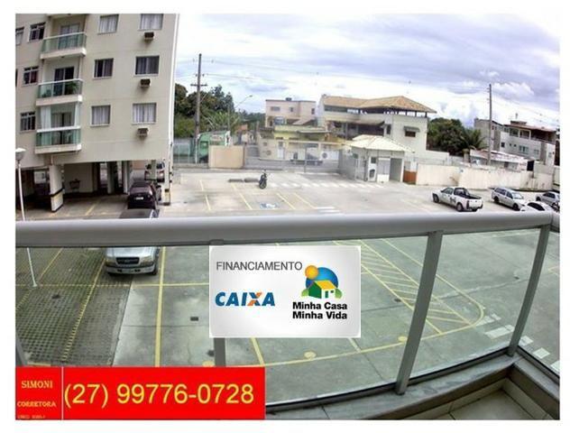 SCL - S5 - Apto 2 Qtos/Suíte Pronto para Morar em Manguinhos - Serra - Foto 12