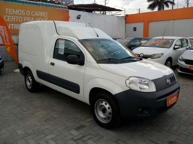 FIAT FIORINO 2018/2019 1.4 MPI FURGÃO HARD WORKING 8V FLEX 2P MANUAL - Foto 2