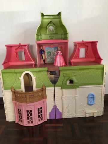 Casa de bonecas Fisher Price Importado