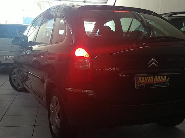 CITROËN XSARA PICASSO 2009/2010 2.0 I EXCLUSIVE 16V GASOLINA 4P MANUAL - Foto 10