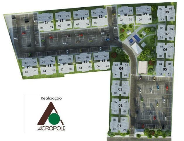 Lindo Apto residencial Itaoca com 55m² - Foto 6