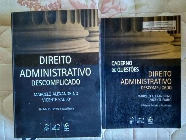 Direito Constitucional e Administrativo Descomplicado - 19° edição - Foto 3