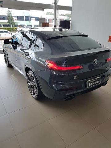 BMW X4 2019/2019 3.0 TWINPOWER GASOLINA M40I STEPTRONIC - Foto 5