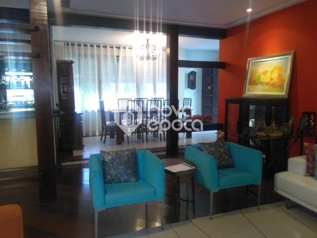 Casa à venda com 4 dormitórios em Santa teresa, Rio de janeiro cod:CO4CS36256 - Foto 2