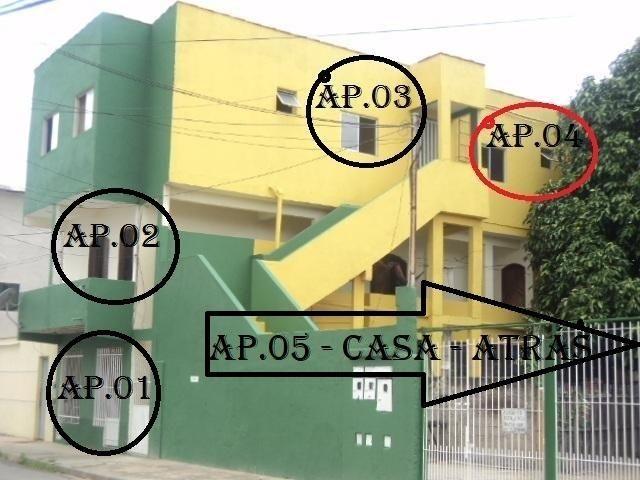 A.L.U.G.O. apartamentos de 2 e 3 quartos em Eldorado, Serra - Foto 2