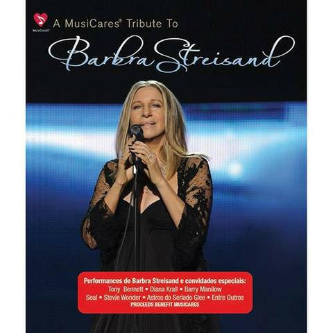 Dois Blu Ray Shows Barbra Streisand