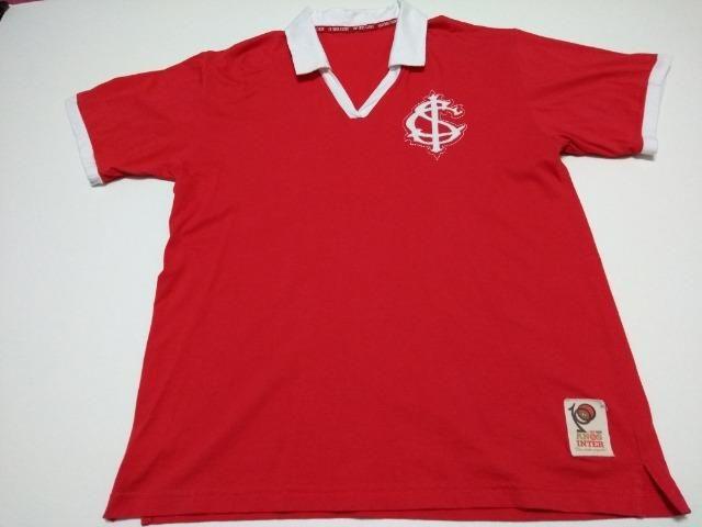 Camisa Retrô Internacional M