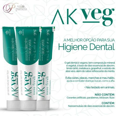 Gel Dental AKVeg