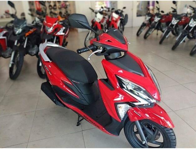 Lançamento Honda Elite 125
