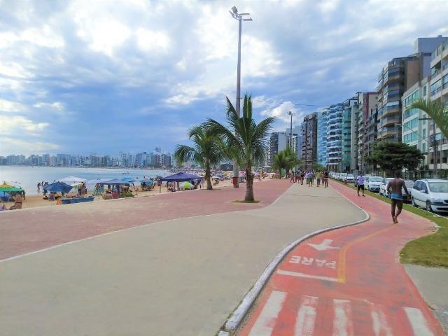 Apartamento Temporada Ed. Frente para o Mar Praia do Morro Guarapari até 10 Pessoas - Foto 3