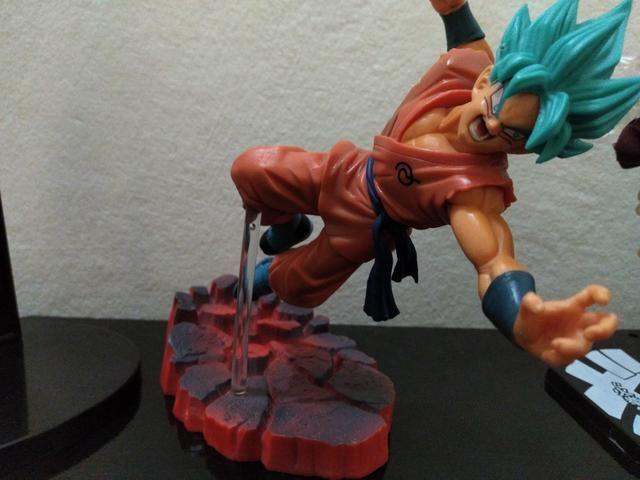 Goku SSJBlue - Pronta Entrega