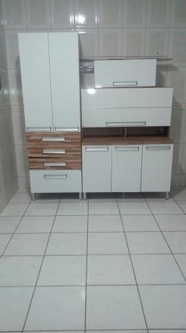 Cozinha Bartira completa