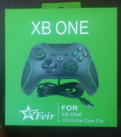 Controle XB One - Video Games