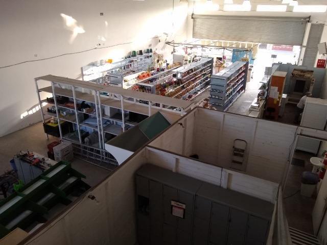 Mercado varejista 325m² vendo loja completa, taboão da serra - SP