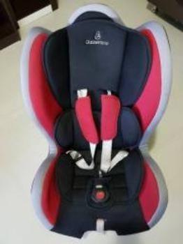 Cadeira Auto Bebê Galzerano Transbaby 0 a 25Kg Reclinável