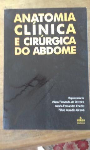 Anatomia Clinica e Cirurgica do Abdome