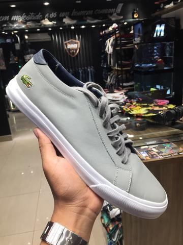 6c3c7e9b1c7f1 Só pra tênis Lacoste masculino loja física no DF - Roupas e calçados ...