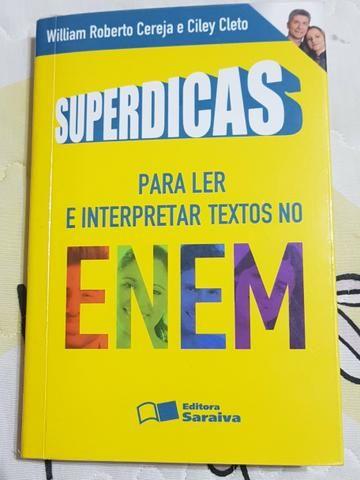 Livro superdicas Enem