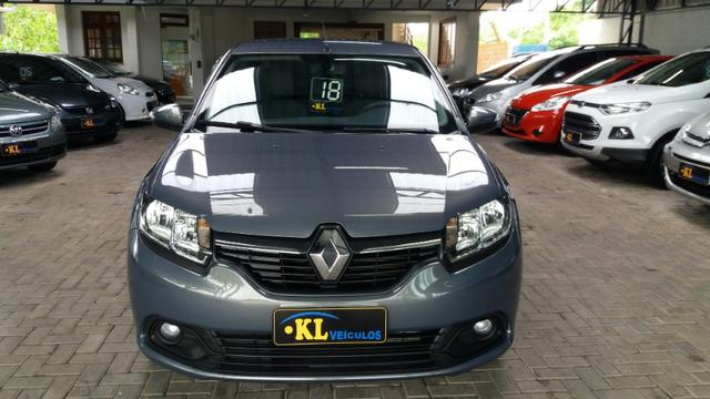 Renault Logan Expression 1.0 Flex (Seminovo, único dono, imposto 2019 pago)